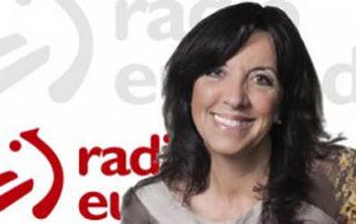 Teresa Yusta de Radio Euskadi