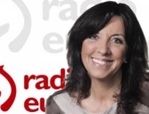 Entrevista en Radio Euskadi